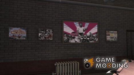 Обновленная квартира Плейбоя for GTA 4