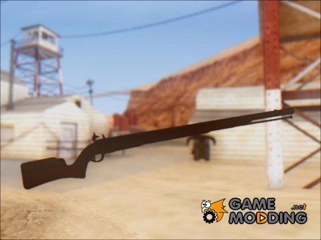 GTA V Musket for GTA San Andreas