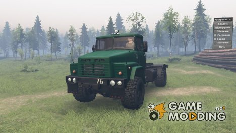 КрАЗ 260 4x4 for Spintires 2014