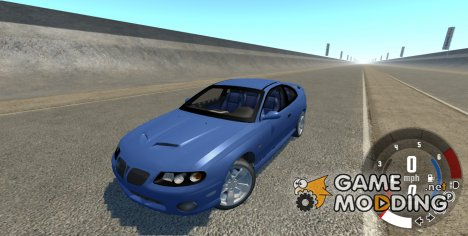Pontiac GTO 2005 for BeamNG.Drive