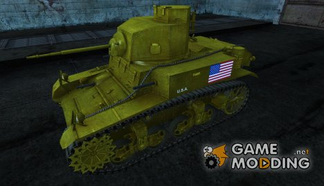 M3 Stuart 1 for World of Tanks