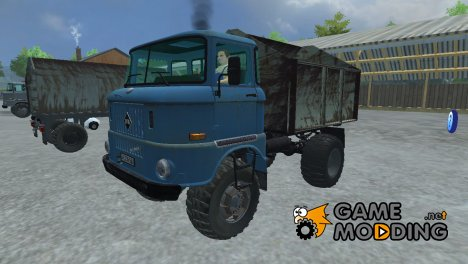IFA W50 для Farming Simulator 2013