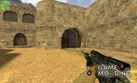 Rustic Scout Reskin for Counter-Strike 1.6
