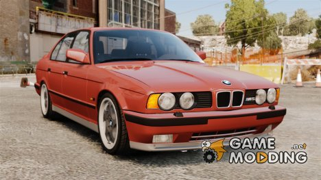 BMW M5 E34 Dorestayl for GTA 4