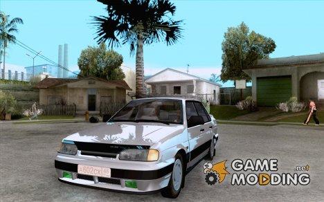 Ваз-2115 для GTA San Andreas