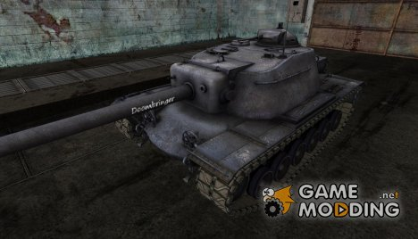 Шкурка для T110E4 для World of Tanks