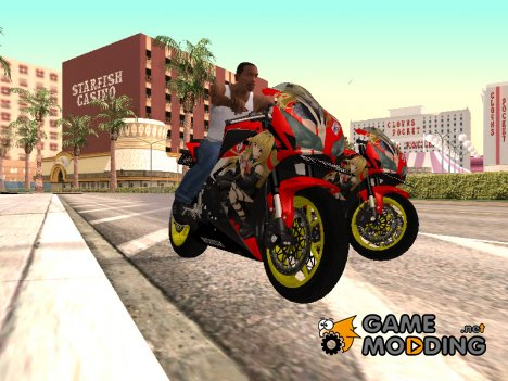 Honda CBR1000RR Yami for GTA San Andreas