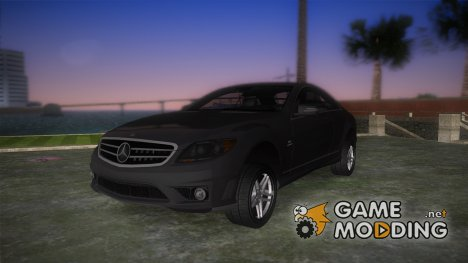 Mercedes-Benz CL 65 AMG for GTA Vice City