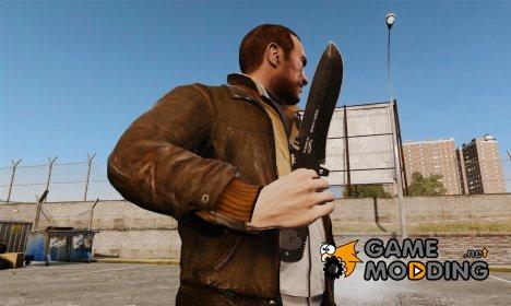 Тактический нож v6 for GTA 4