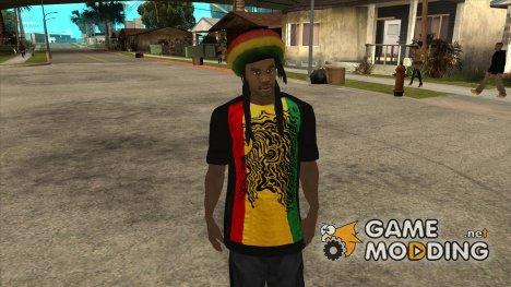Rastaman для GTA San Andreas