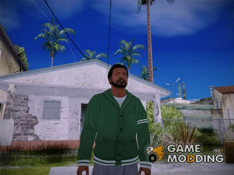 Franklin HD V2 GTA V для GTA San Andreas