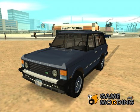 1990 Range Rover County Classic for GTA San Andreas