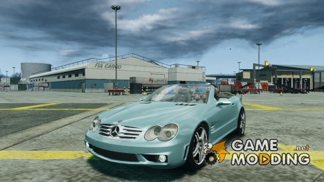 Mercedes-Benz SL65 AMG V1.1 for GTA 4