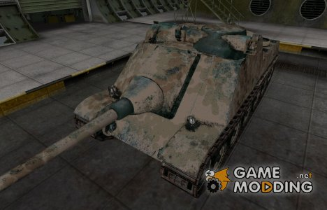 Французкий скин для AMX AC Mle. 1946 для World of Tanks