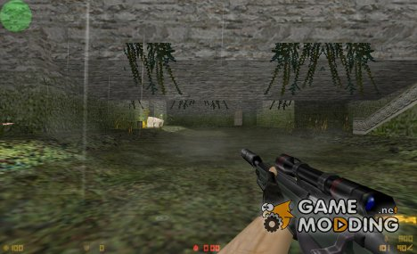 Scout Commando for Counter-Strike 1.6