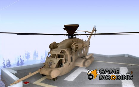 Sikorsky MH-53 for GTA San Andreas