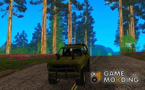 Blazer XL FlatOut2 для GTA San Andreas