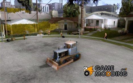 Бульдозер на базе ДТ-75 Казахстан for GTA San Andreas