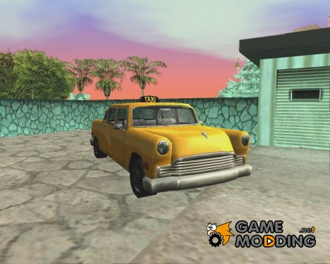 Cabbie-New Texture for GTA San Andreas