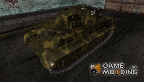 PzKpfw VIB Tiger II LEO5320 for World of Tanks