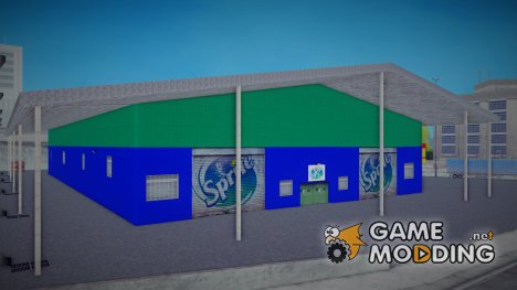 Sprite Factory for GTA 3