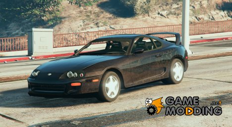 Toyota Supra Paul Walker (Fast and Furious) for GTA 5
