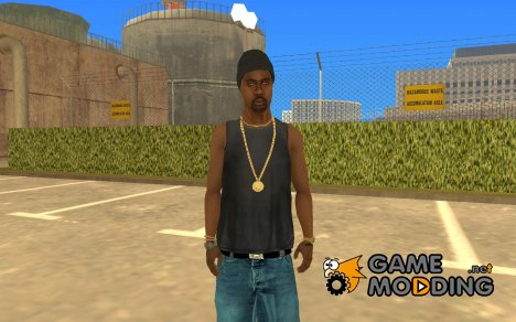 Скин наркодиллера for GTA San Andreas