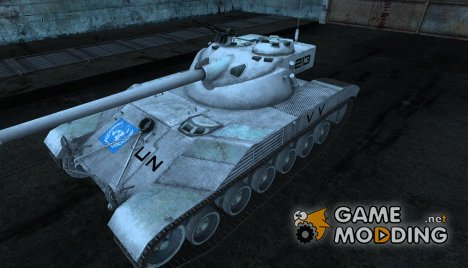 Шкурка для Bat Chatillon 25t №18 для World of Tanks
