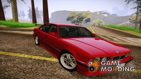 BMW M5 E34 US-spec 1994 for GTA San Andreas