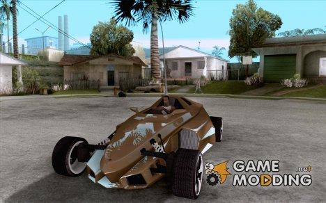 Lamborghini Concept for GTA San Andreas
