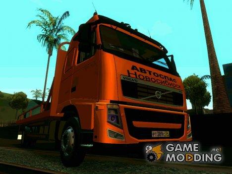 Volvo FH12 Эвакуатор for GTA San Andreas