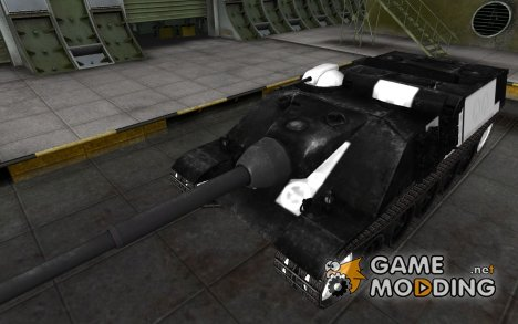 Зоны пробития AMX 50 Foch для World of Tanks