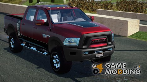 Dodge Ram 2500 Power Wagon 2017 для GTA San Andreas