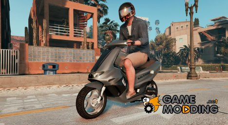 Gilera Runner BETA for GTA 5