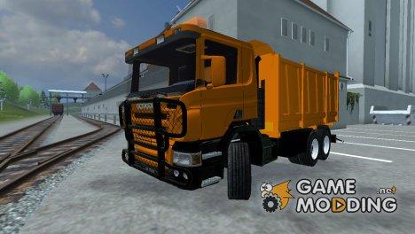 Scania AGRO v1 for Farming Simulator 2013