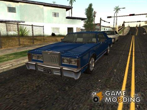 Virgo из GTA IV for GTA San Andreas