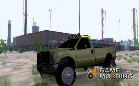 Ford F-250 2013 RBP for GTA San Andreas