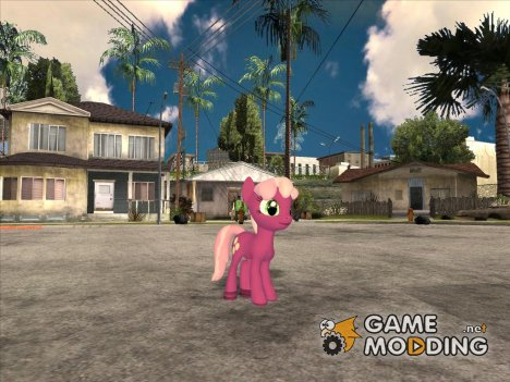 Cheerilee (My Little Pony) для GTA San Andreas