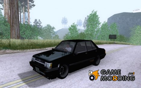 1979 Mitsubishi Lancer EX Turbo for GTA San Andreas