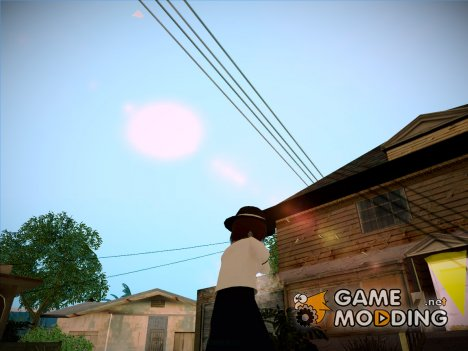 Cam Shake v2.0 для GTA San Andreas