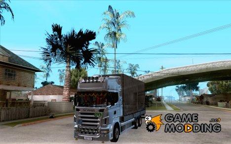 Scania R620 V8 for GTA San Andreas