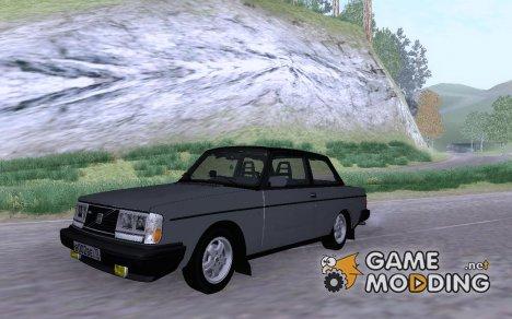 Volvo 242 Turbo для GTA San Andreas
