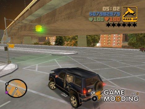 Новое управление всех авто схожее с SA for GTA 3