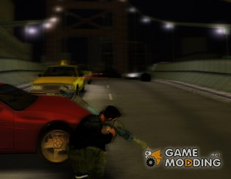 Cover mod for GTA 3
