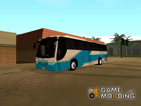 Zaibee Daewoo Express Coach for GTA San Andreas
