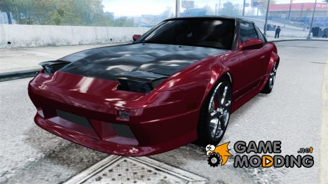Nissan 240SX Tuning v.1.0 для GTA 4