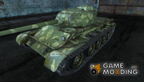 T-44 15 for World of Tanks