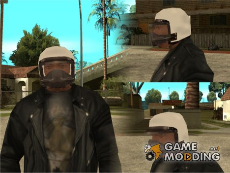 Goose Helmet (Mad Max) for GTA San Andreas