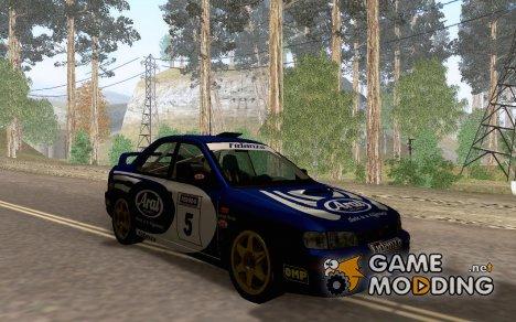1995 Subaru Impreza для GTA San Andreas