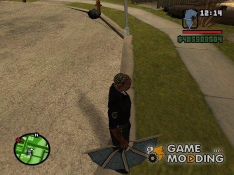 Веер Китаны for GTA San Andreas